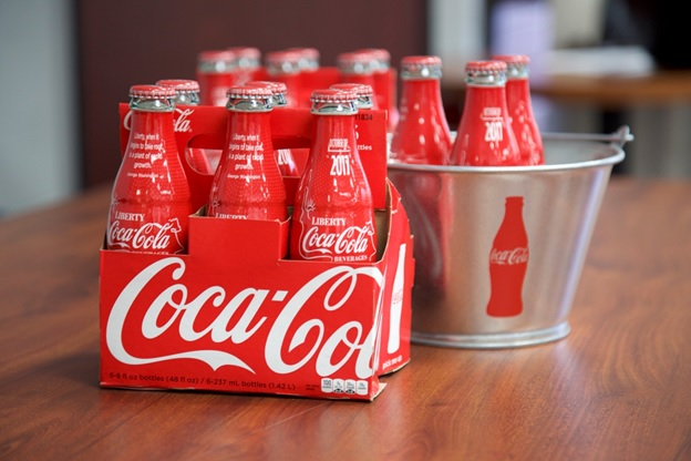 акции coca-cola потенциал