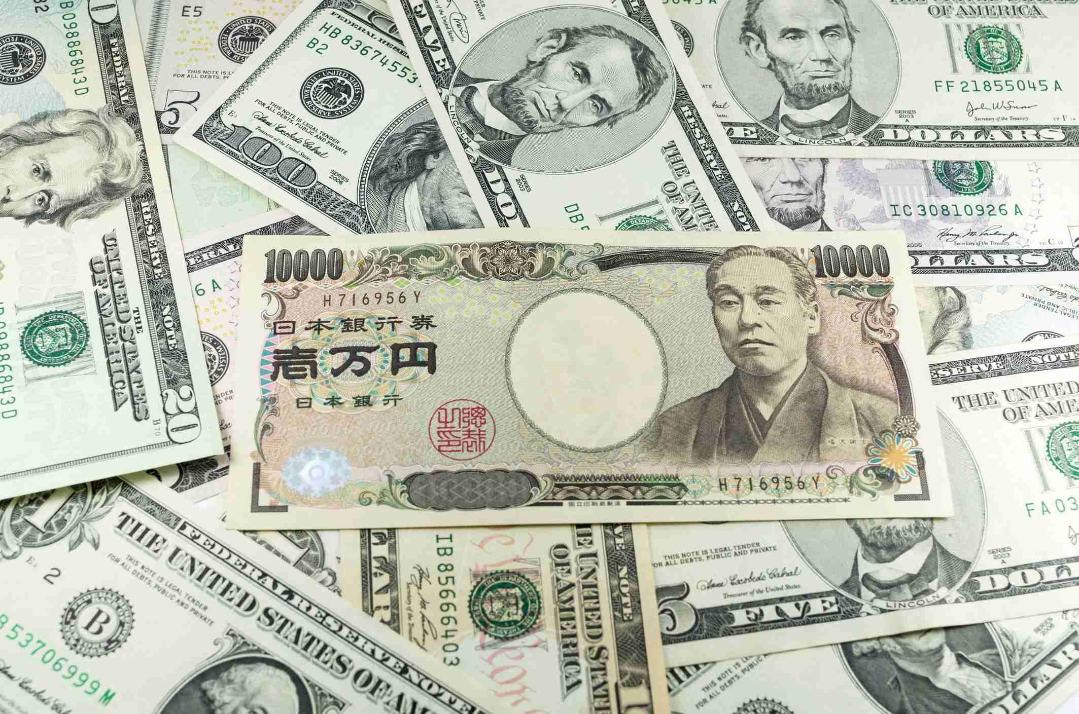 Чтобы составить грамотный USD/JPY прогноз, делец должен определить ключевые факторы влияния на котировку.