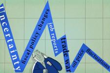 На что указывает индекс волатильности VIX?
