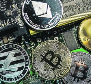 Криптовалюта – как поднять деньги из «воздуха»?