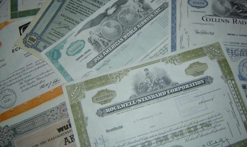 CFD-контракты на ценные бумаги