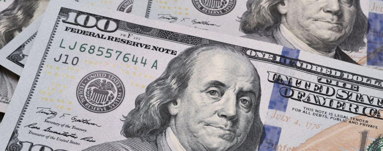 валюты с отрицательной ставкой - доллар и евро
