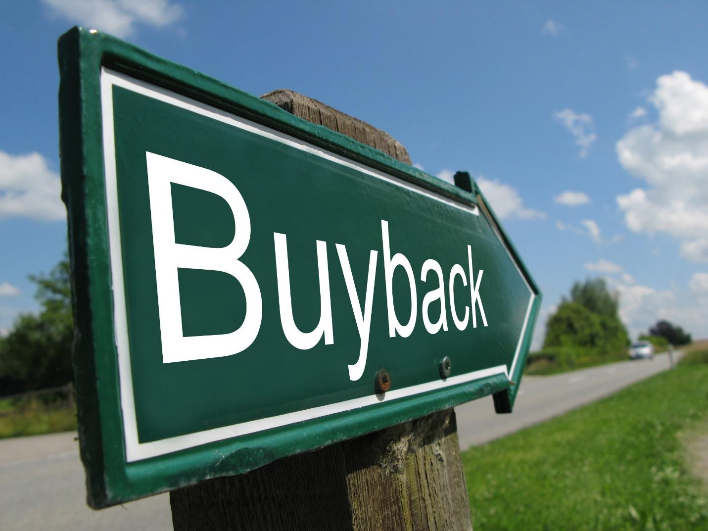 buyback причины