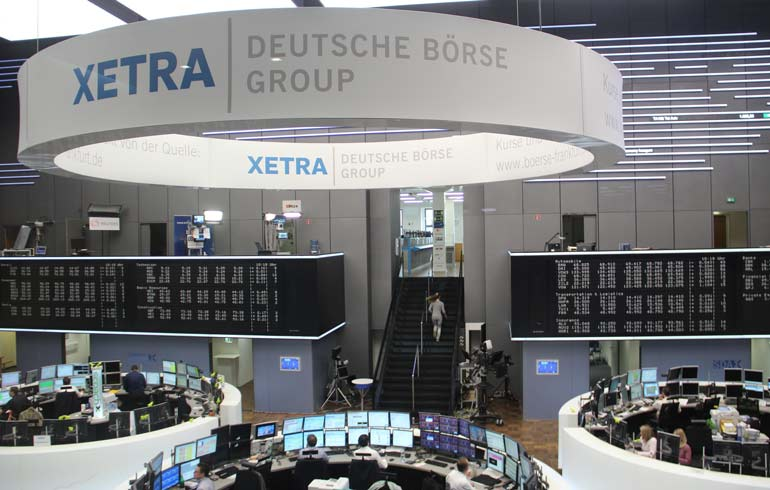 как работает биржа XETRA