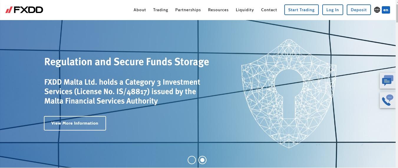 официальный сайт fxdd