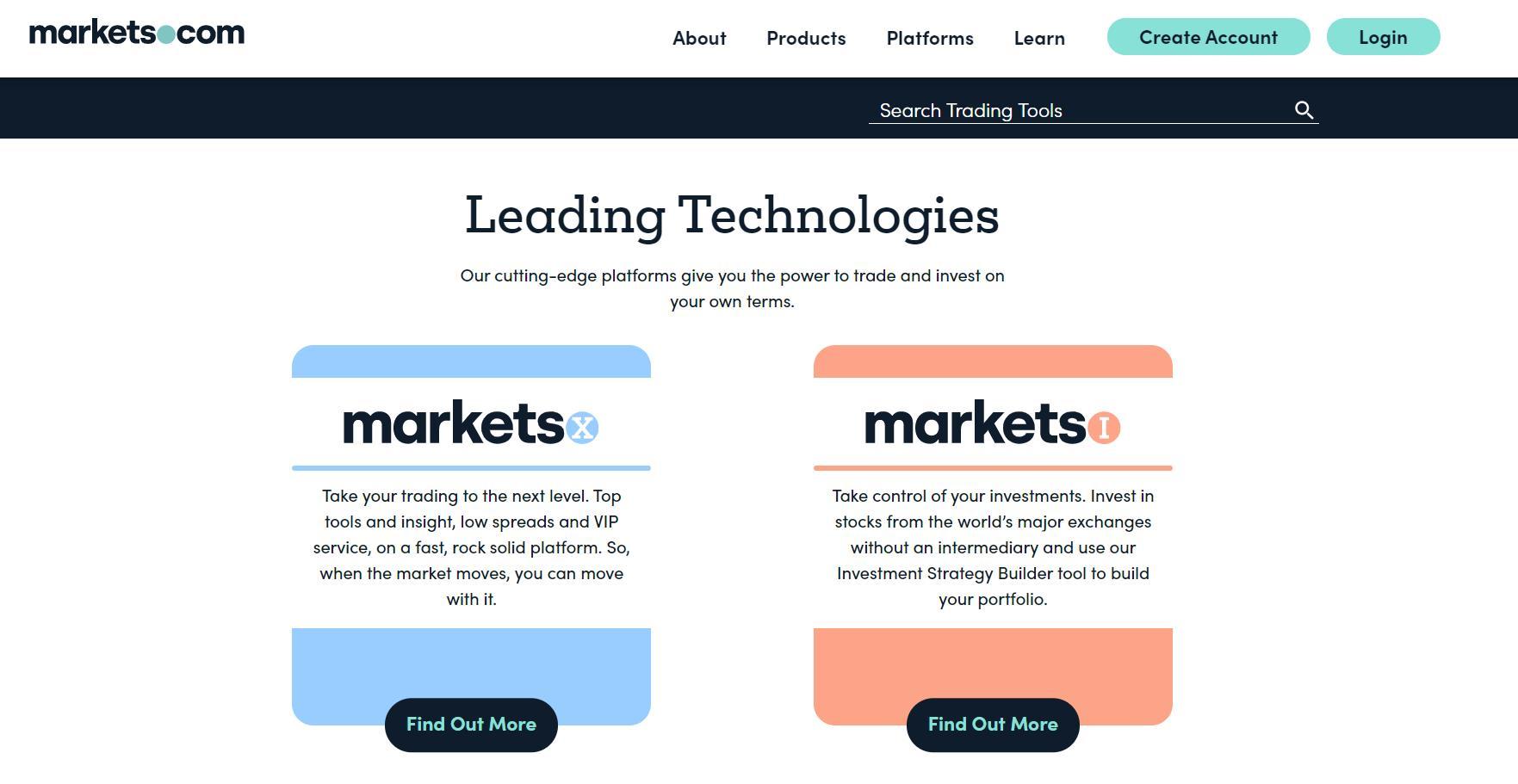 обзор брокерской компании markets.com
