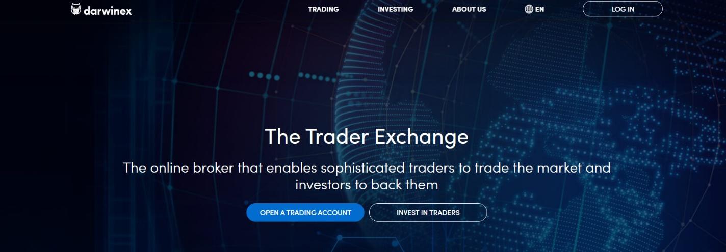 официальный сайт darwinex