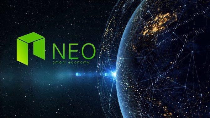 торговля neo