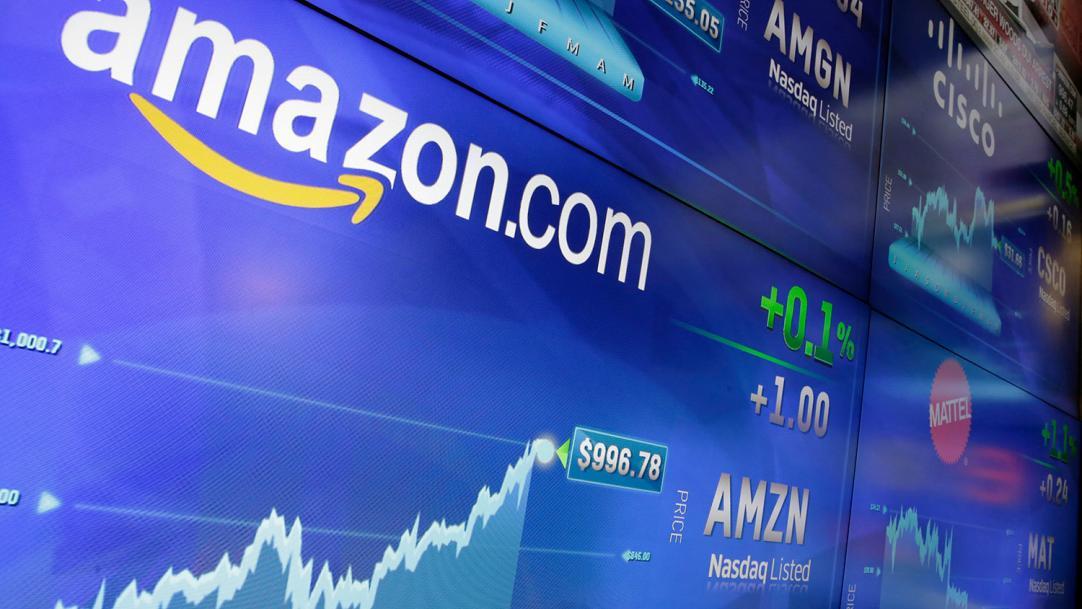 как инвестировать в акции amazon