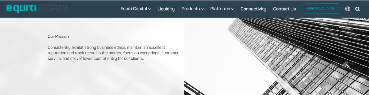 брокерская компания equiti capital