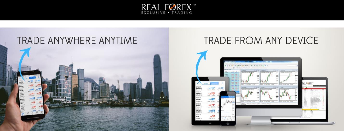 обзор компании real forex