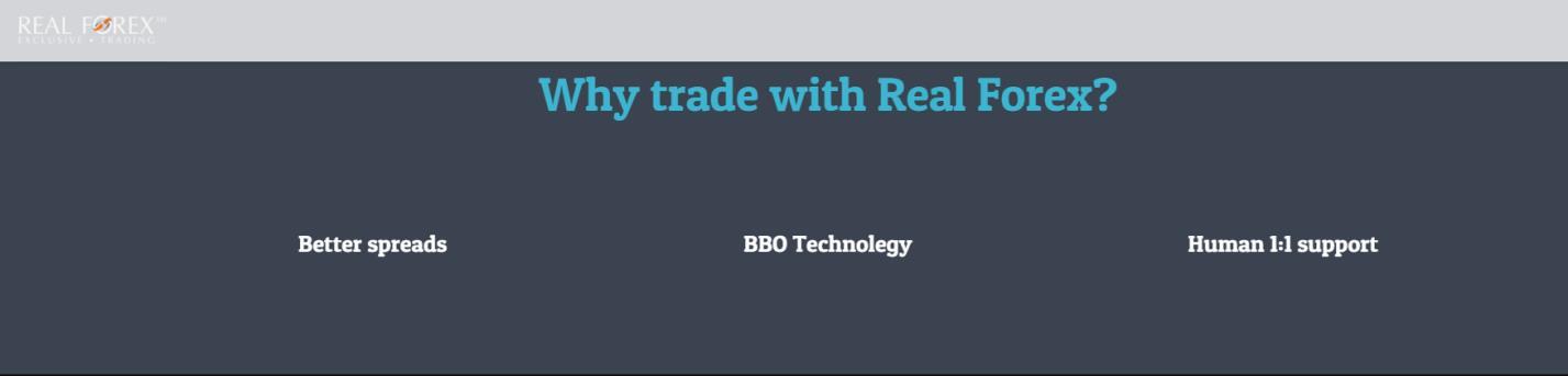 торговля с брокером real forex