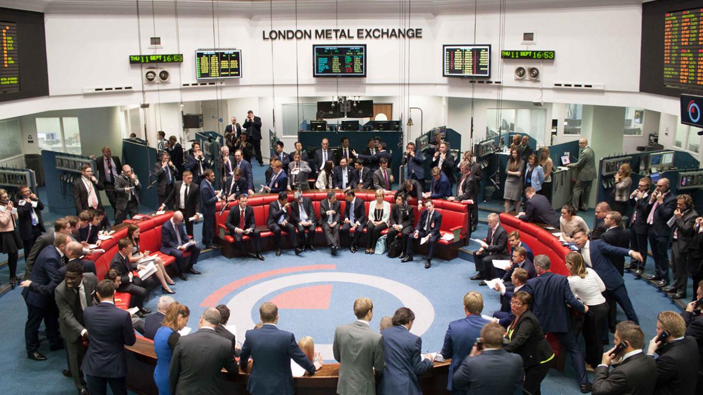 лондонская биржа металлов как на ней торговать