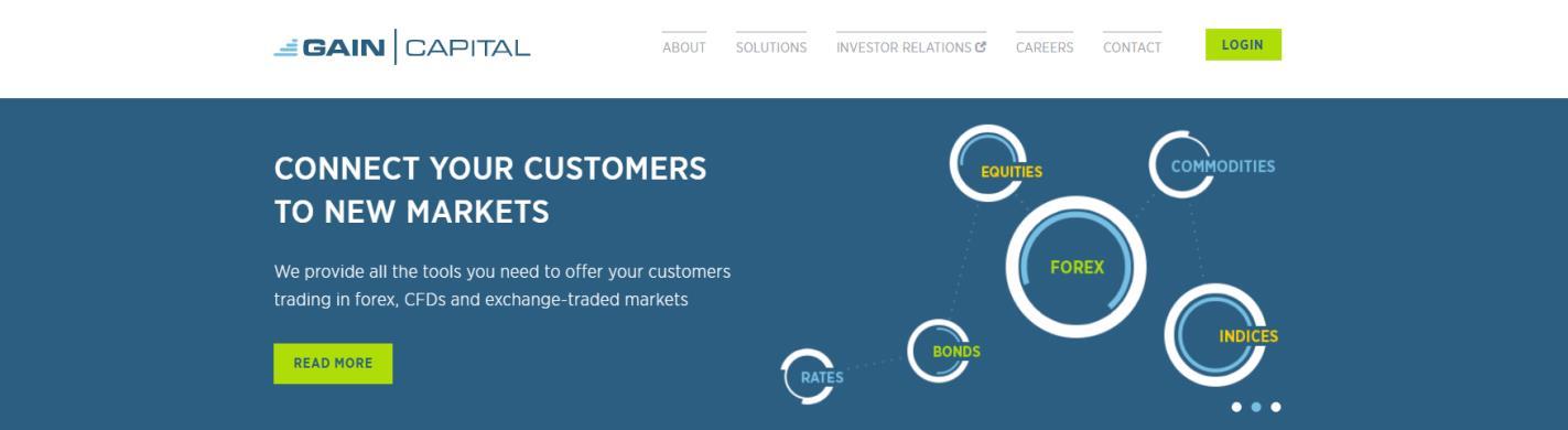 gain capital официальный сайт