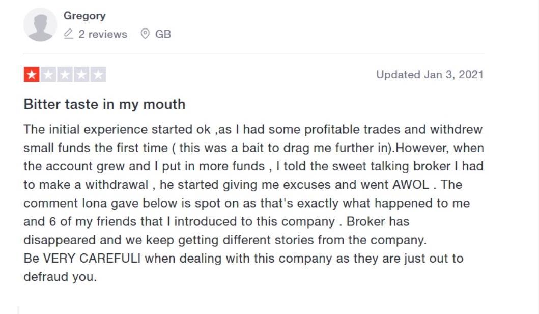 commercewealth отзывы клиентов
