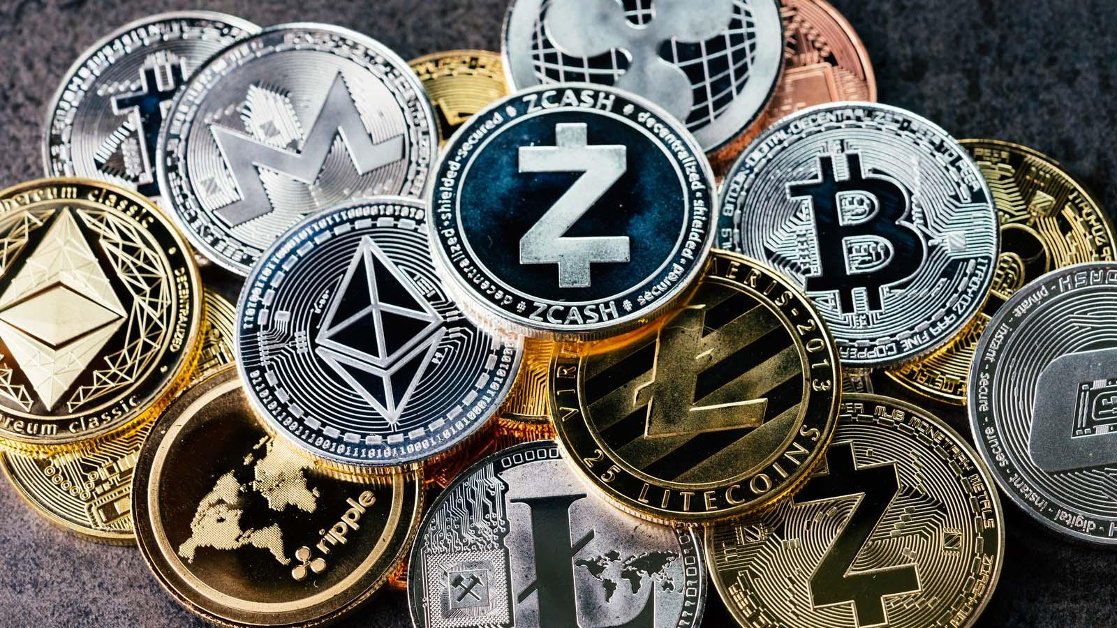 какие криптовалюты торговать
