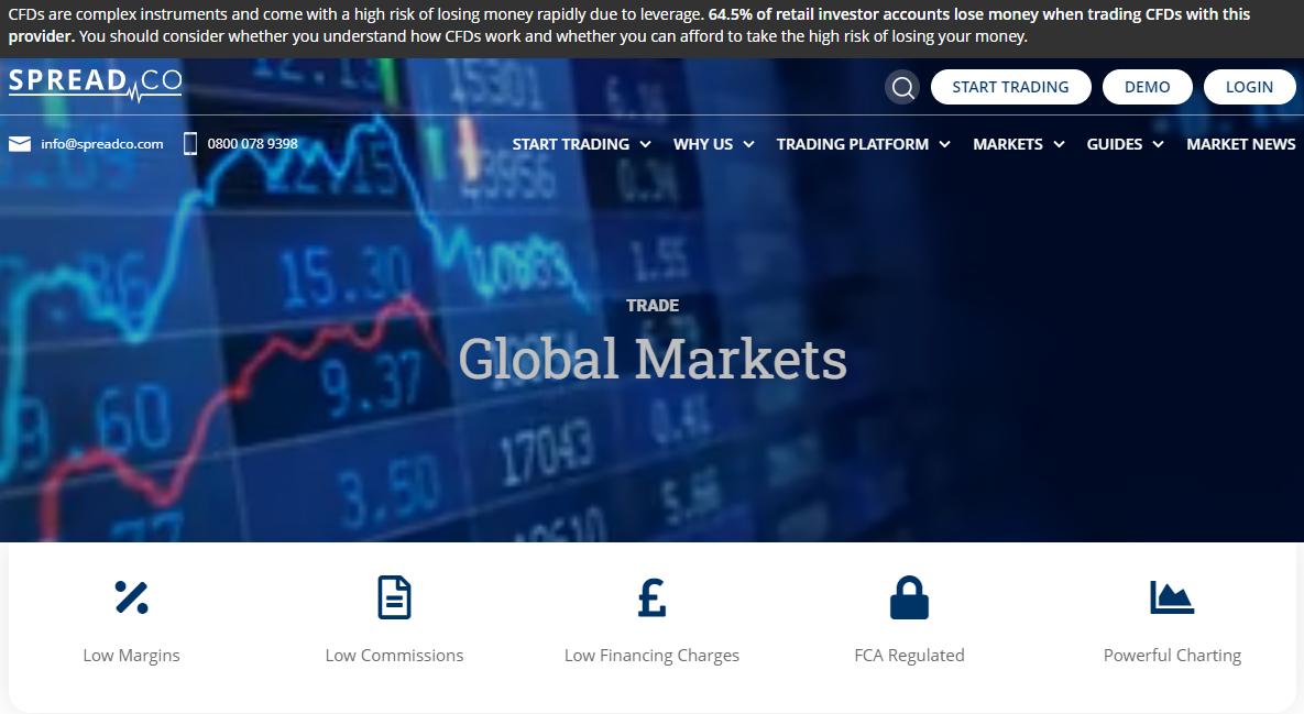 официальный сайт spread co