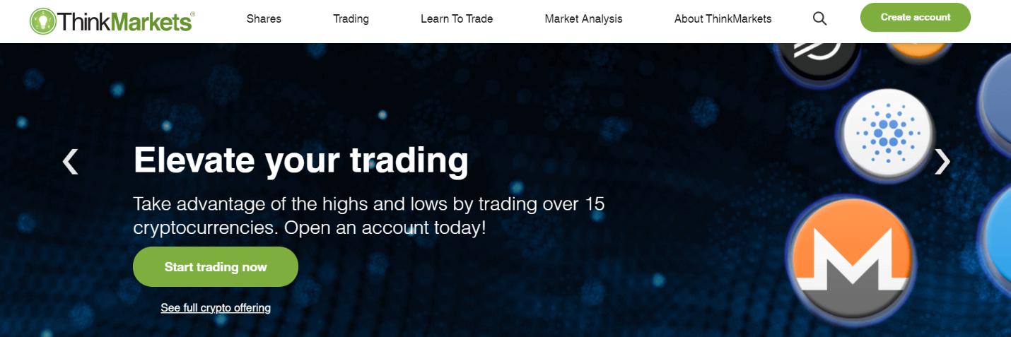официальный сайт брокера thinkmarkets