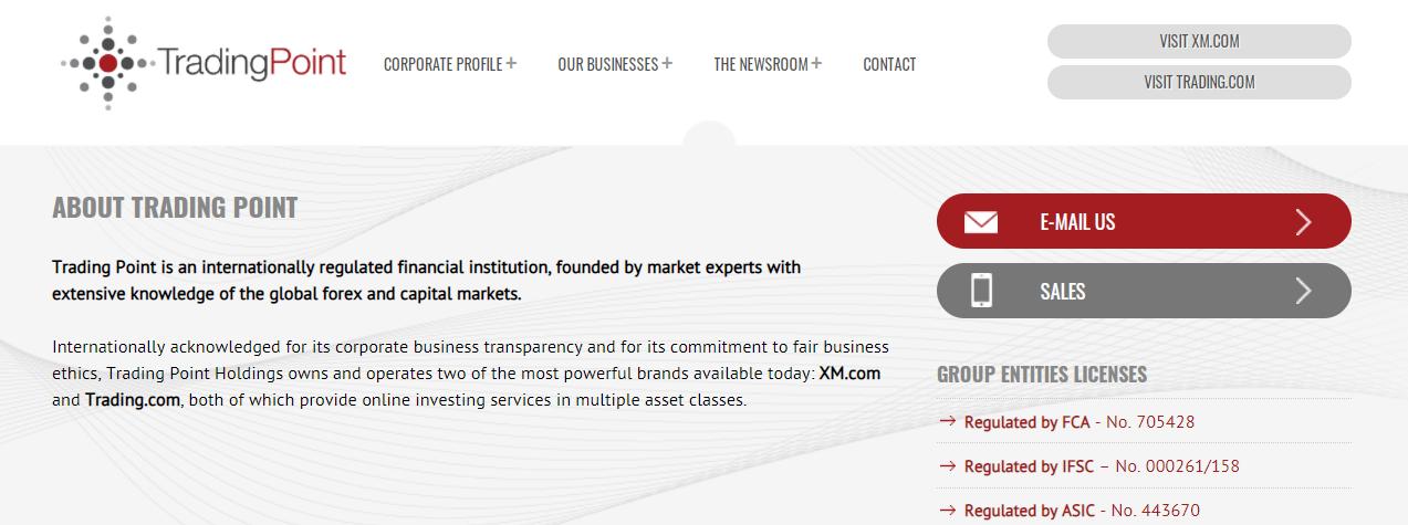 trading point обзор компании