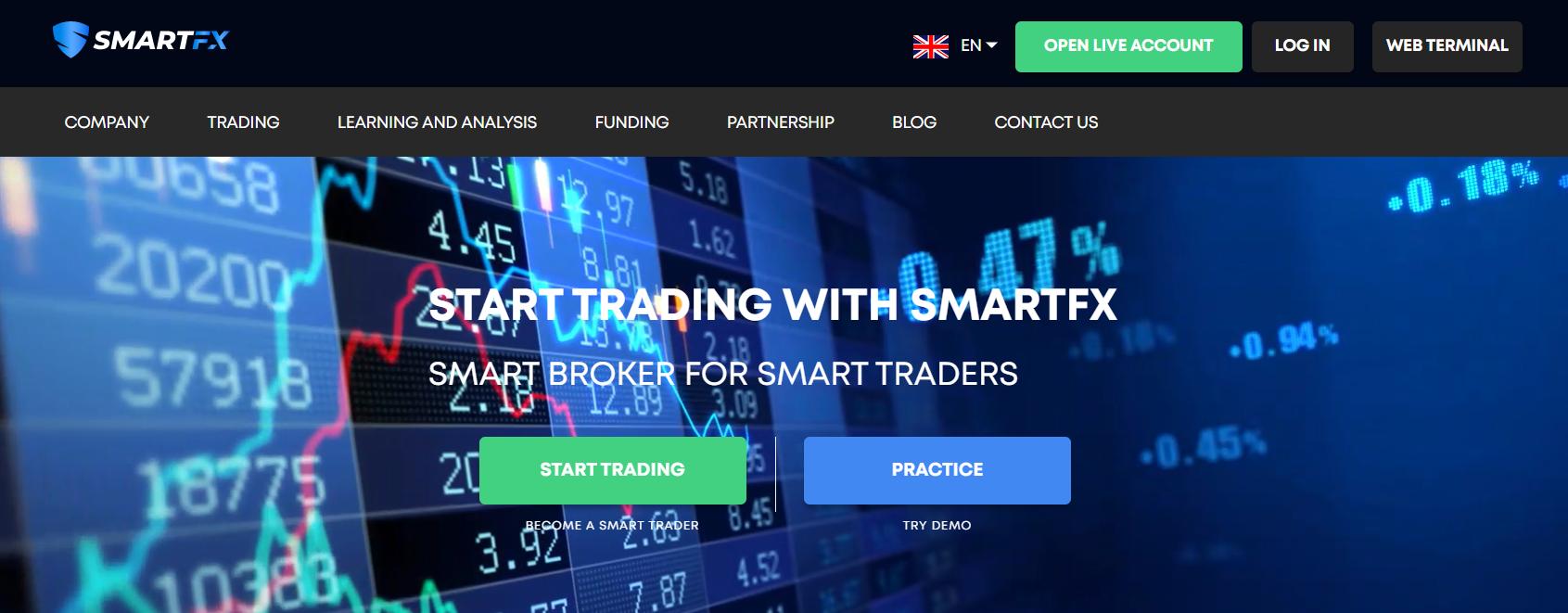 smartfx официальный сайт