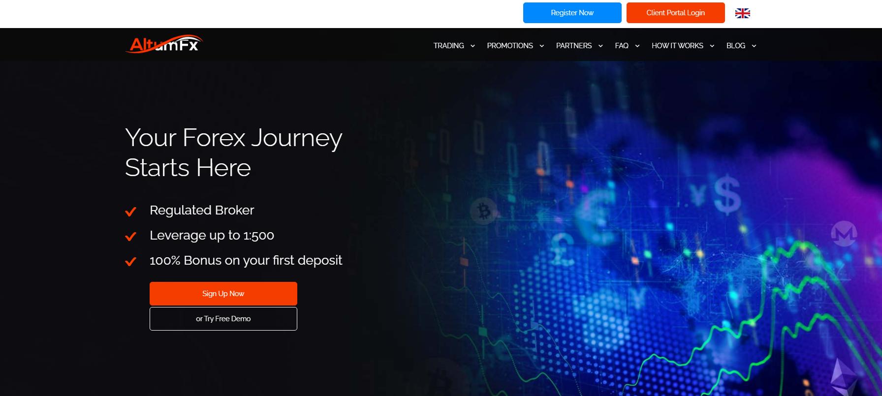 altumfx официальный сайт обзор