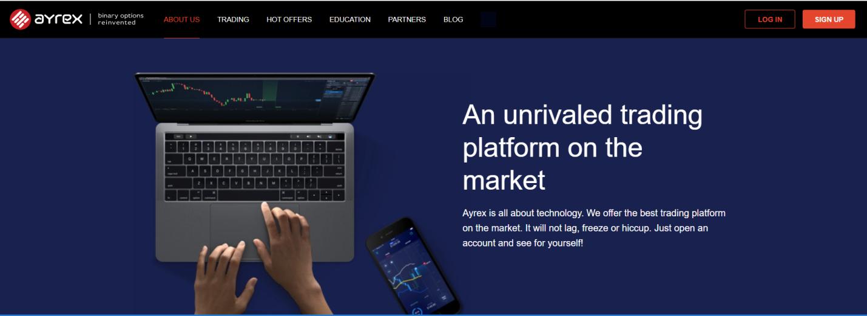 обзор мошеннического сайта