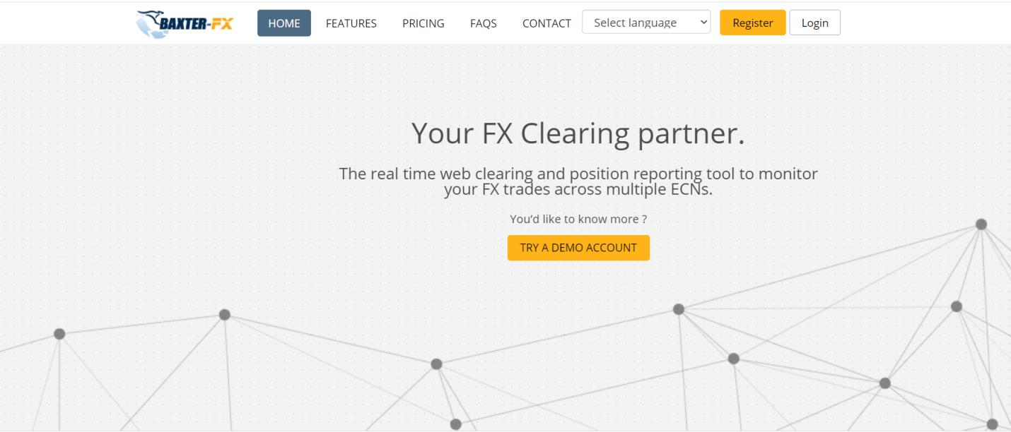 baxter-fx официальный сайт