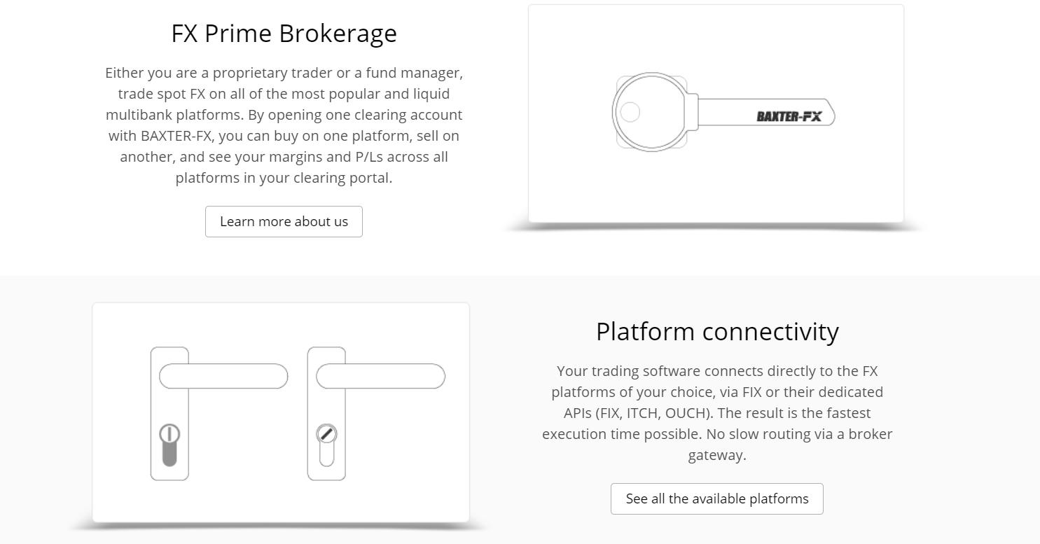 обзор сайта брокера
