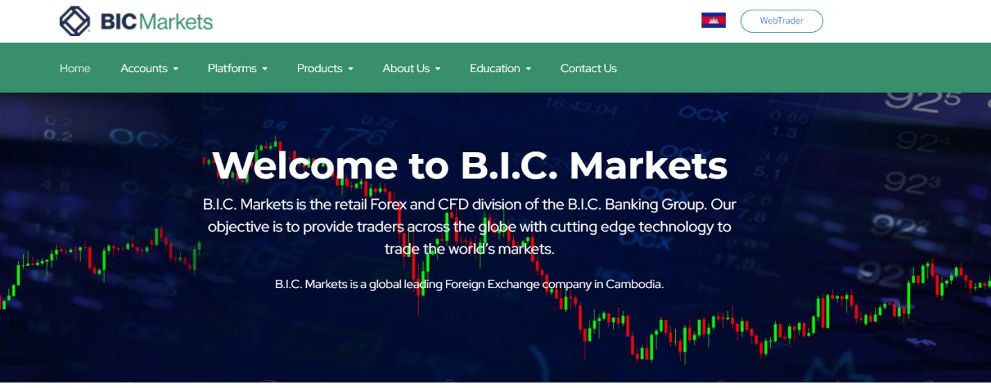 b.i.c. markets обзор компании